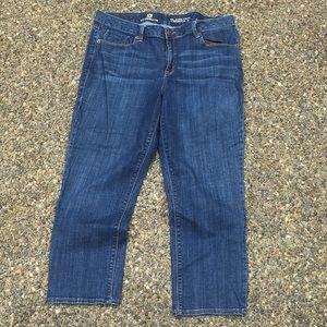 Liz Claiborne Classic Stretch Slim Anklet Jeans